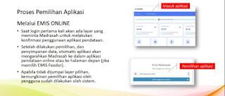 Baru, Panduan Pengisian Data EMIS Online TAPEL 2019/2020