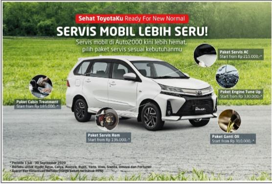 Toyota Home Service Pelayanan Ke Pintu Rumah Dengan Ramah