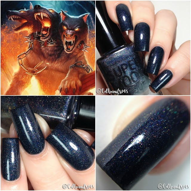 Supermoon Lacquer-The Hound of Hades