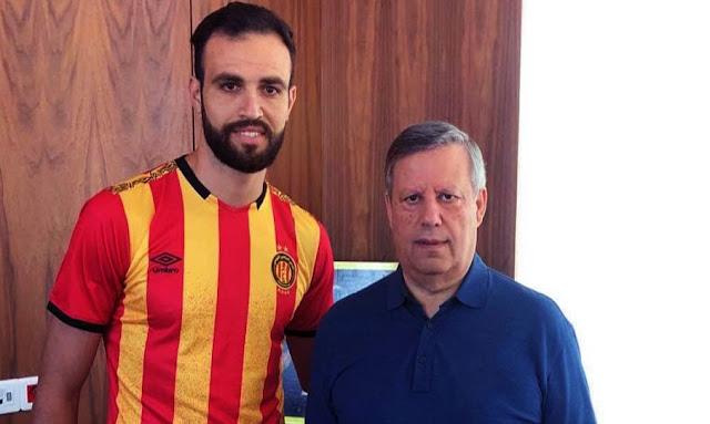 Hamdi Nagguez rejoint officiellement TARAJI l'Espérance sportive de Tunis