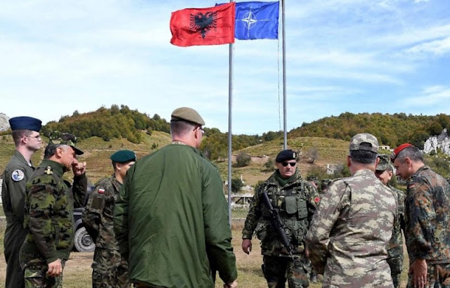 Albanian Light Infantry Battalion 'Ready for War' certified by NATO
