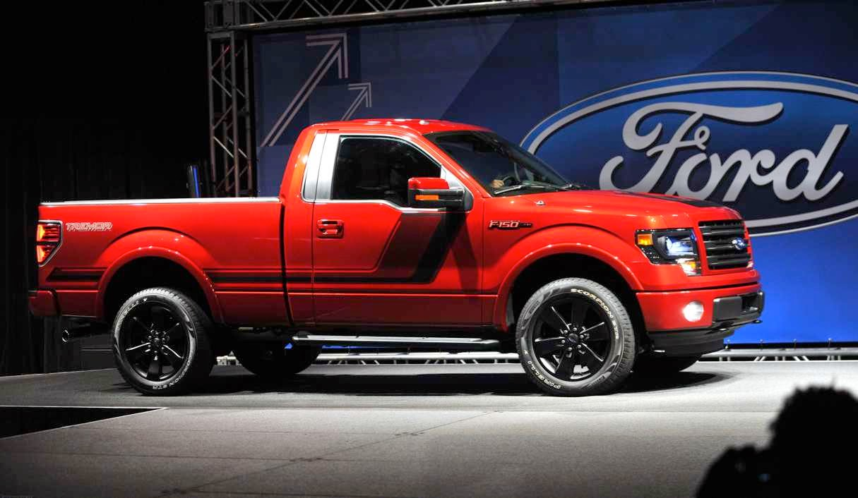 2014 Ford F-150 Tremor: Ford's First EcoBoost Sport Truck Is