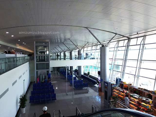 Review Tan Son Nhat International Airport