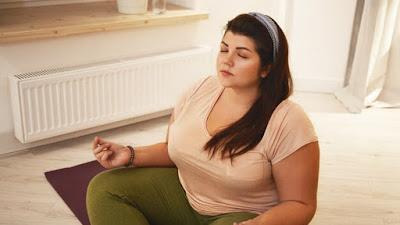 Latihan Pernafasan Bisa Membuat Berat Badan Turun. Begini Caranya