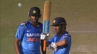 MS Dhoni 139* vs Australia Highlights