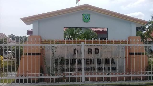 Gedung DPRD Kabupaten Bima