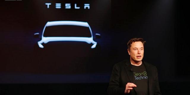Elon Musk: Tesla Sudah Bisa Dibeli Pakai Bitcoin