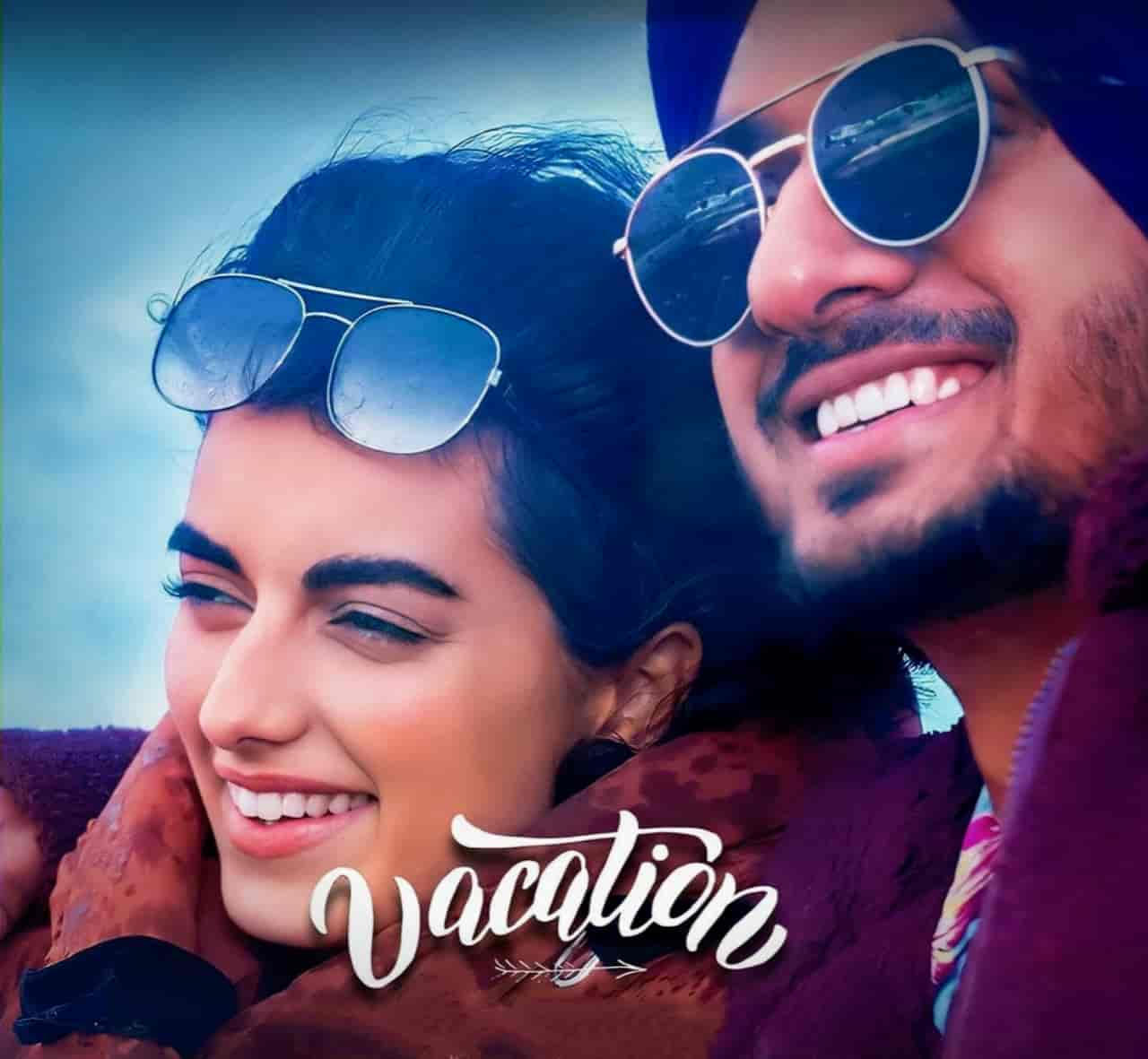 Vacation Punjabi Song Image Features Nirvair Pannu