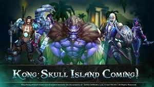 MOBA Legends Kong Skull Island - Game MOBA Offline