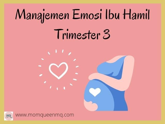 Manajemen Emosi Ibu Hamil TM3