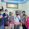 Membangun Komunikasi Yang Baik Antara Polri dan Ormas , Kapolsek Bontoala  Silaturahmi dengan Ketua FPI Kec Bontoala