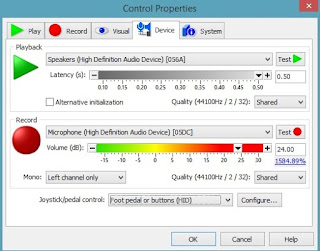 تحميل برنامج تسجيل الصوت وتعديل الملفات الصوتية GoldWave