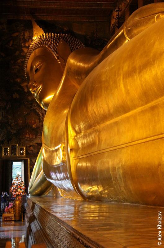 Храм Будды, ожидающего достижения нирваны