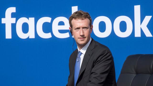 Facebook controla datos personales de millones de usuarios