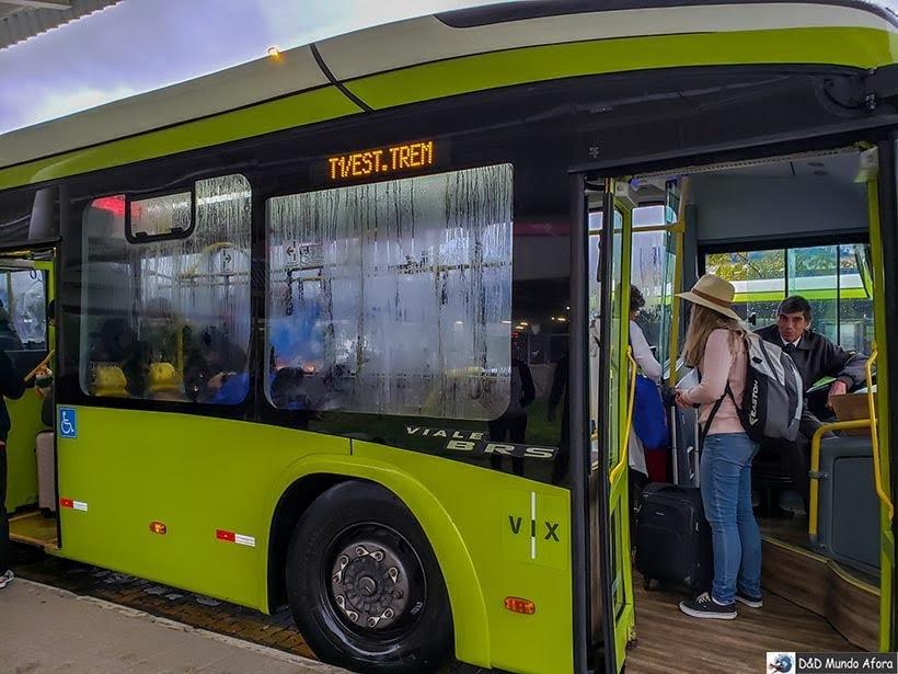 Transfer do Aeroporto de Guarulhos - Trem para Guarulhos, São Paulo: como funciona