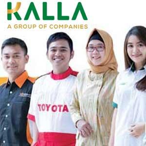 Rekrutmen Kalla Group Juni 2019