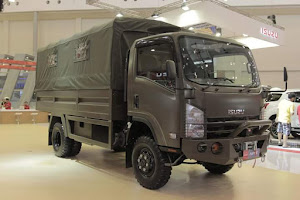 TRUK ELF 4X4 NPS