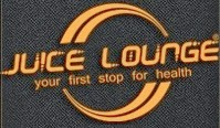 Juice Lounge Juice Bar Franchise Logo
