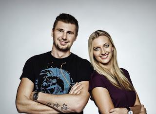 Petra And His Future Husband Radek Meidl