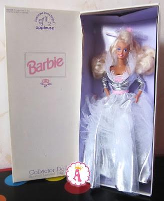 "Барби 90-х в коробке ""из-под обуви"""