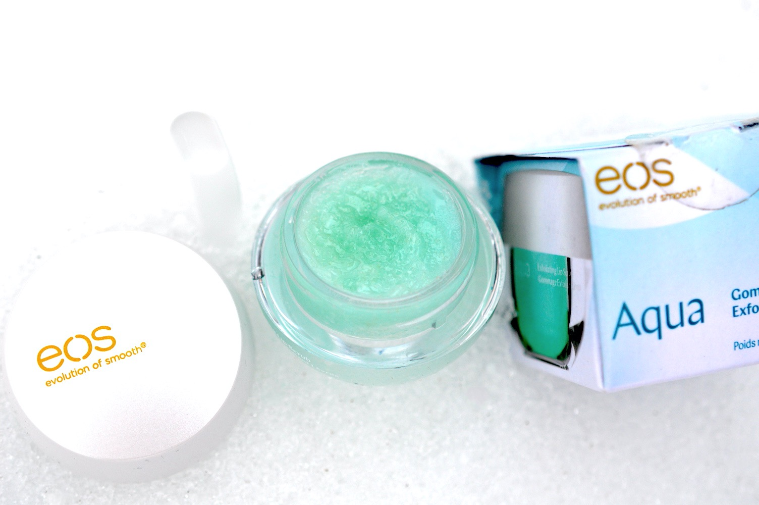 EOS Lip Scrub Review