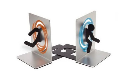 Portal 2 Bookends - $21.16