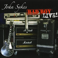 "Ο δίσκος του John Sykes ""Bad Boys Live!"""