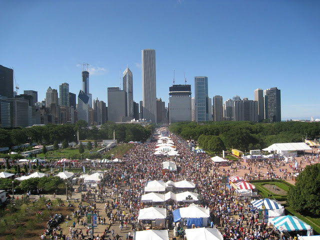 The Taste en Chicago