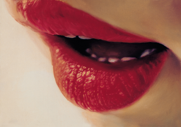 25+ Mind Blowing Luscious Lips Paintings