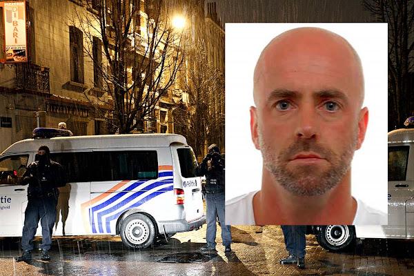 Belgique : Photo du militaire armé recherché par la police, qualifié d'« extrémiste potentiellement violent » !