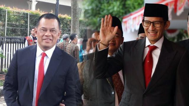 Tunggu Dulu, Selain Prabowo-Puan dan Anies-AHY, Pasangan Gatot-Sandi juga Menarik