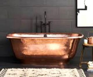 Brown-Colored-Bathtubs