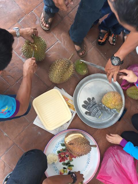 durian balik pulau, laksa penang, aktiviti keluarga, aktiviti sekolah