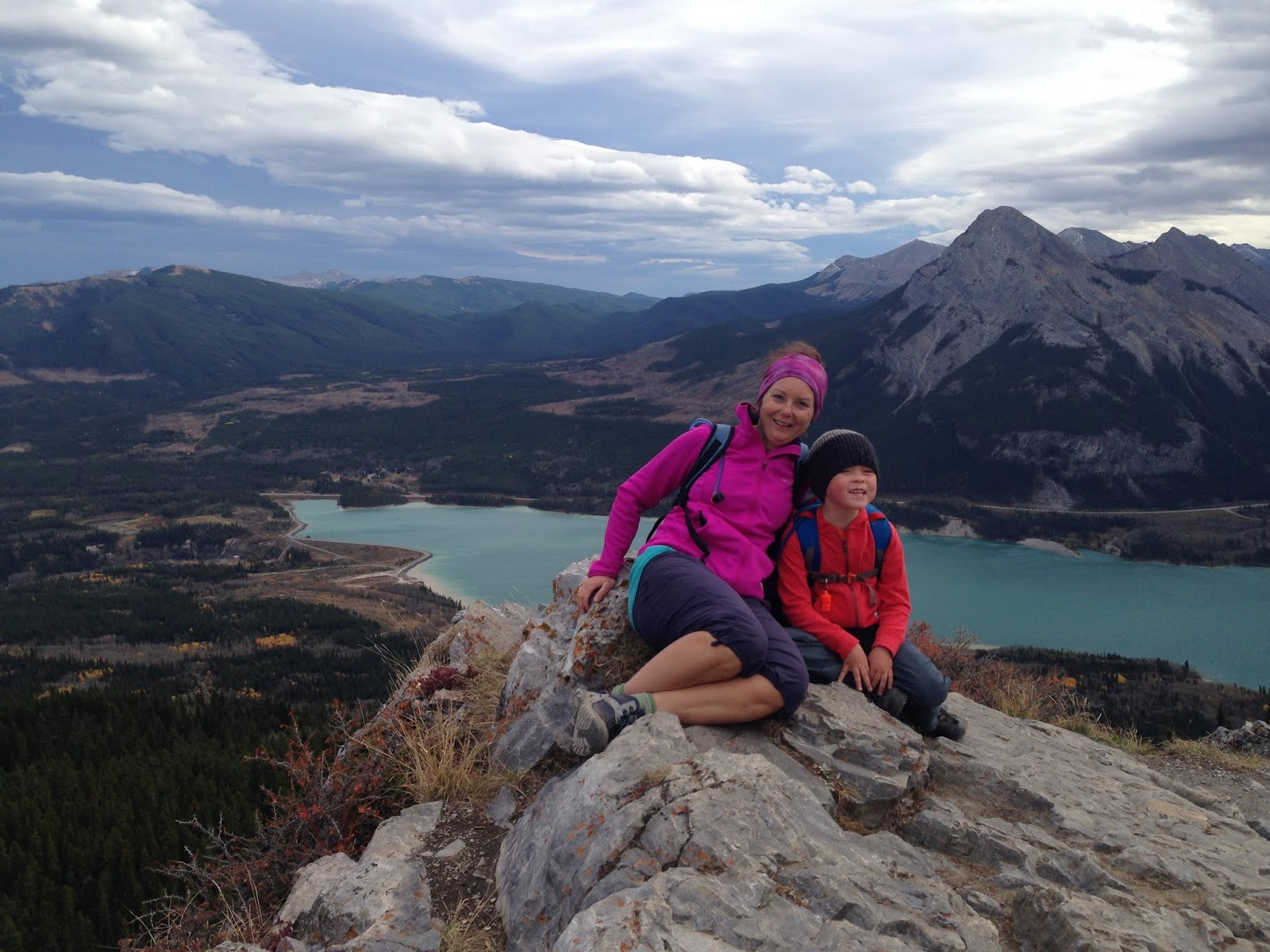 Family Adventures in the Canadian Rockies: First Summits ...