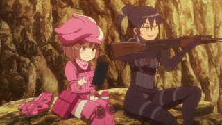 assistir - Sword Art Online Alternative: Gun Gale Online - Episódio 03 - online
