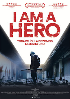 """I AM A HERO"" de Shinsuke Sato"