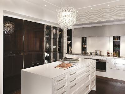 Gloss Lacquer Kitchen Doors