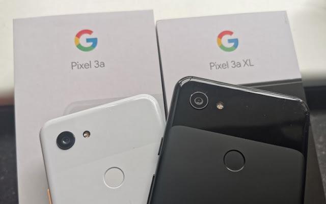 Pixel 3a Design
