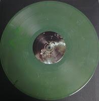 Dark Numbers vinyl