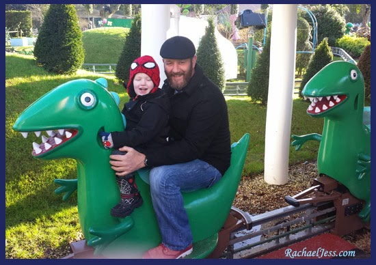 My thoughts on Peppa Pig World at Christmas