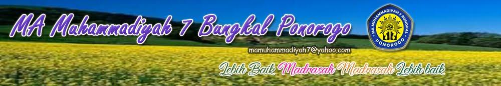 Mengembangkan Pendapat Dalam Eksposisi Ma Muhammadiyah 7 Bungkal