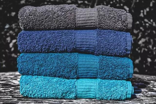 Quantities of Towels