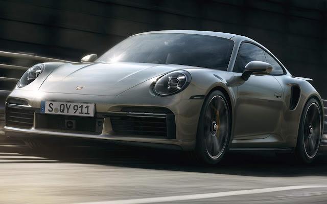 Porsche 911 Turbo S chega ao Brasil - preço R$ 1.329.000