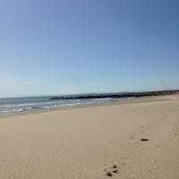 Holiday villa on the beach