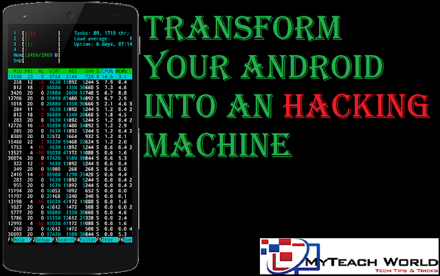 Transform Your Android Into An Hacking Machine|How to Setup Android Hacking Lab