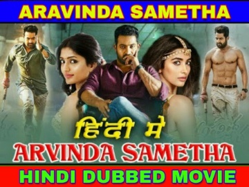 Aravinda Sametha Full Movie Hindi Dubbed