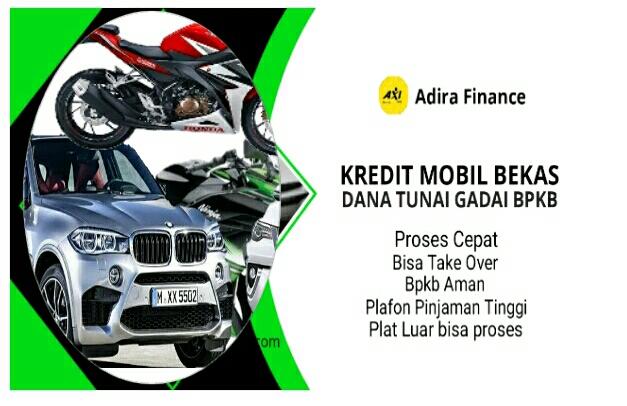 Dana Tunai Gadai Bpkb - Pembiayaan Kredit Mobil Bekas