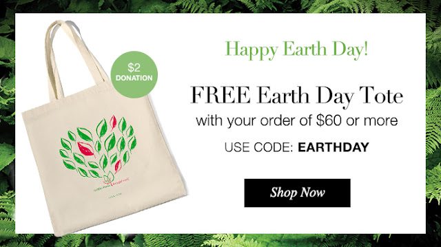 Earth Day Tote | AVON