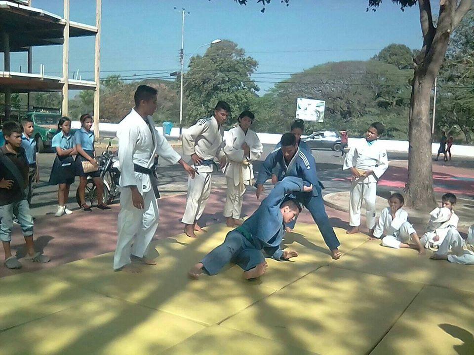 APURE: Judo con intensa actividad estos primeros días de Febrero