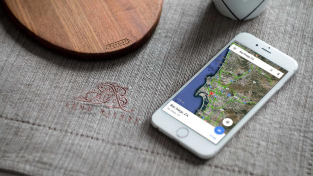 Google Maps para iOS atualizado com alertas de tráfego de voz